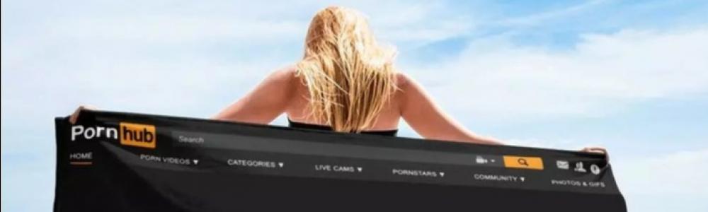 全球最大色情网站时尚起来,就没潮牌什么事了…